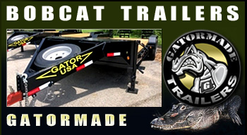 Best Bobcat Trailers 14k Tilt Bed Bobcat Trailer